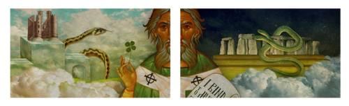 ETIQUETTES IRISH SINGLEMALT